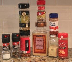 Taco Ингредиенты