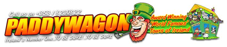 paddywagon tours. extremely affordable & the group i plan on using when we backpack ireland!