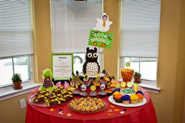 Awesome ideas for a Halloween Themed Birthday Party