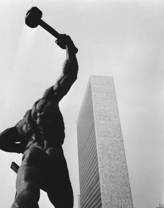 Sergio Larraín, Nueva York, 1960