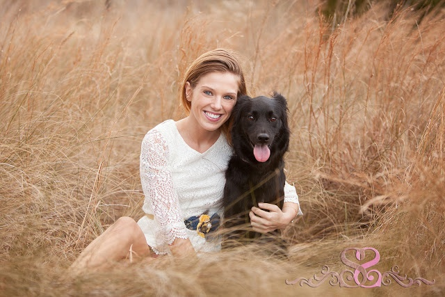 unique family portraits- include the dog