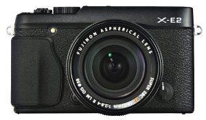 Fujifilm X-E2 16.3 MP Compact System Digital Camera with 3.0-Inch LCD and 18-55mm Lens (Black) #fujifilm #camera #compactsystem #compactcamera