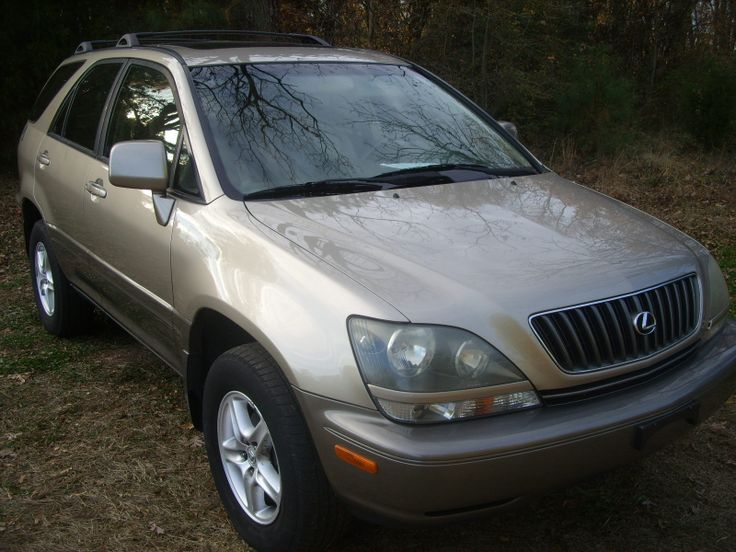 Used 2000 Lexus RX 300 Prem For Sale | Durham NC
