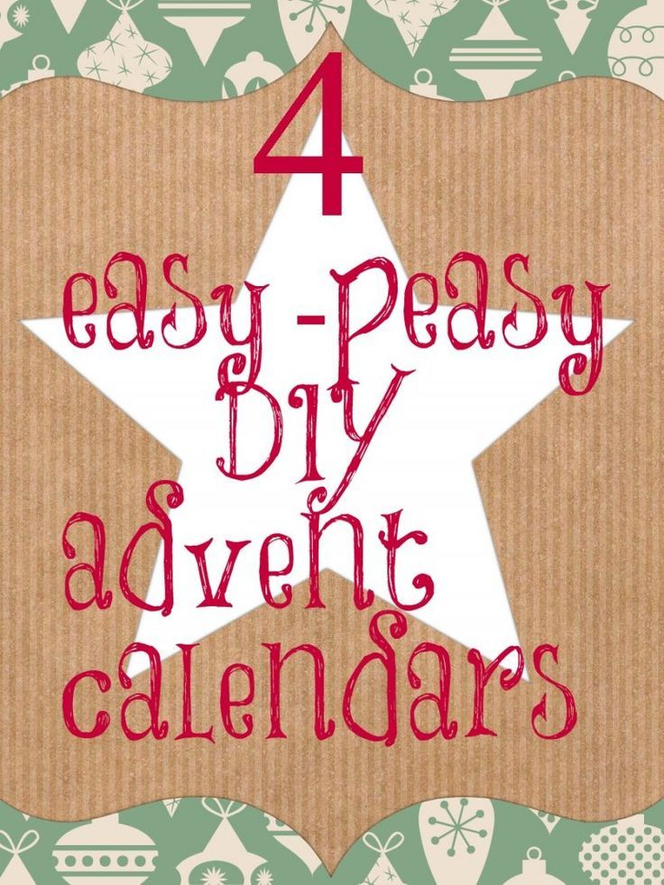 Easy DIY Advent calenders, homemade advent calender for a homemade thrifty Christmas #advent #adventcalender #thrifty #thriftyChristmas #homemadecChristmas #ChristmasDIY