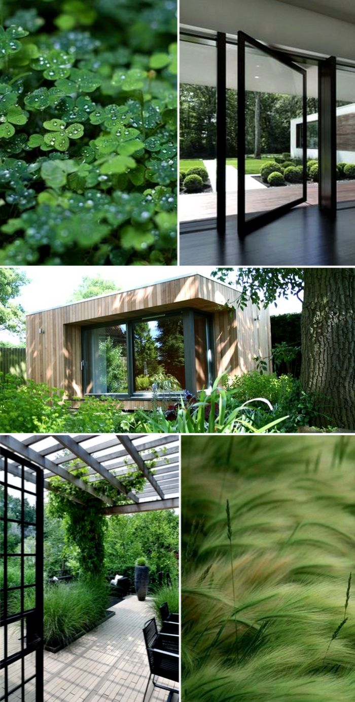 by THERESE KNUTSEN: THE GARDEN ROOM