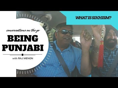 Being Punjabi - What is Sikhism? How do you dance to the Bhangra? - YouTube