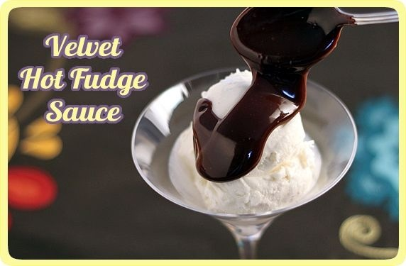 Velvet Hot Fudge Sauce: Desserts Recipes, Velvet Hot, Food, Sweet Treats, Hot Fudge Sauces, Sweet Tooth, Favorite Recipes, Christmas Gifts, Easy Sauces
