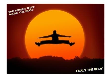 It happens no other way!: Chiropractic Health, The Body, Jack-O'-Lantern, Chiropractic Work