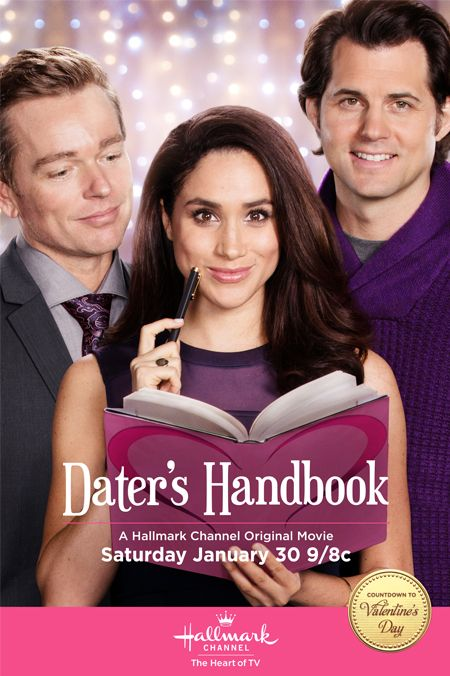 """Its a Wonderful Movie - Your Guide to Family Movies on TV: Hallmark Channel's 1st Countdown to Valentine's Day Movie: """"Dater's Handbook"""""""