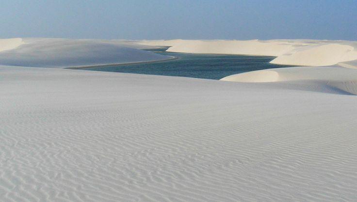 レンソイス(ブラジル)|白の絶景|THE WORLD IS COLORFUL | 海外旅行情報 エイビーロード