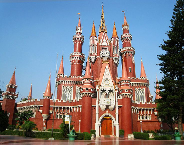 "Indonesia Theme Park | Istana Anak-Anak Indonesia ""TMII"" | Jakarta | Theme Park"