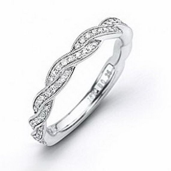 simple inexpensive wedding bands for women