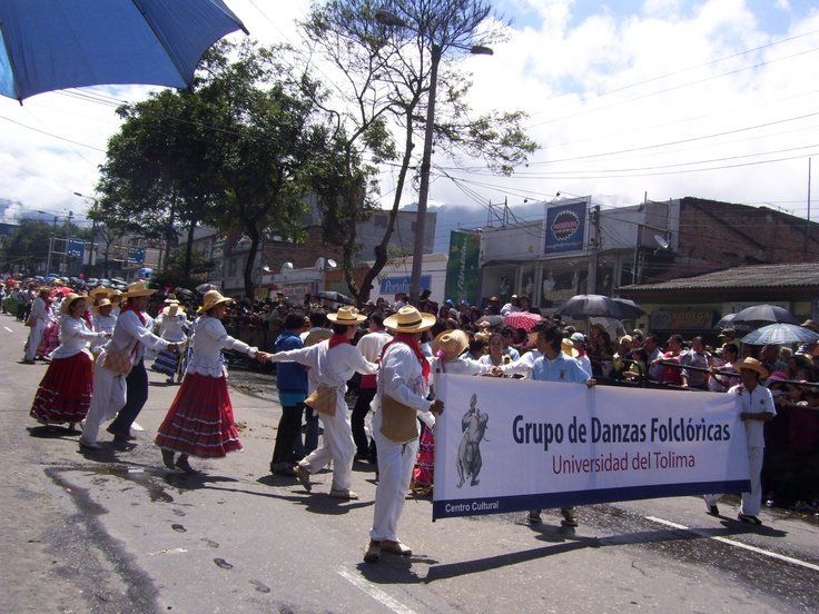 Fiestas en Ibague Tolima - 2010