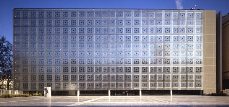 ARCHITECTURE STUDIO - Institut du Monde Arabe, Paris, France