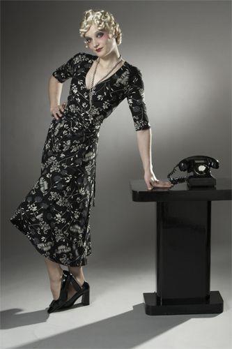 Charlotte Wrap Dress