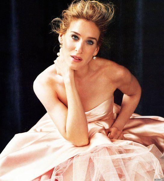 Sarah Jessica Parker - Lovely Perfume Ad sarah jessica parker, celebrities, look a likes
