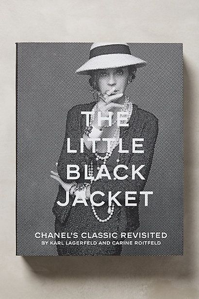 The Little Black Jacket #anthropologie