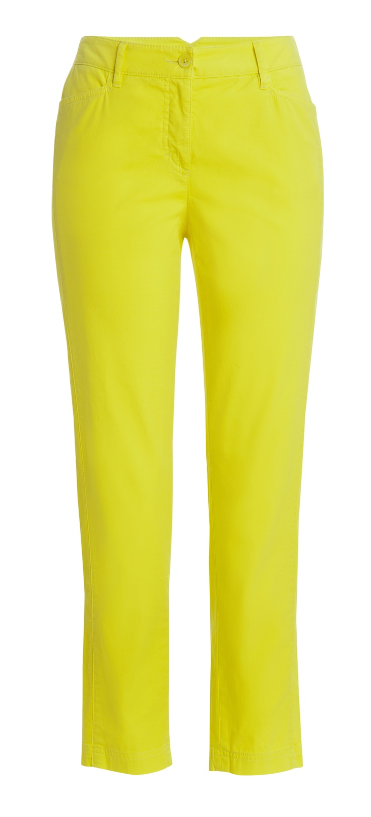 citrus cotton/elastane pant