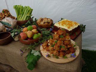 A Medieval Wedding Food AllFreeDIYWeddings.com