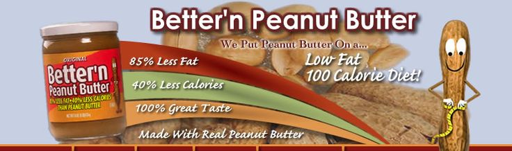Great peanut butter substitute for dieting and the chocolate version taste like a dessert!