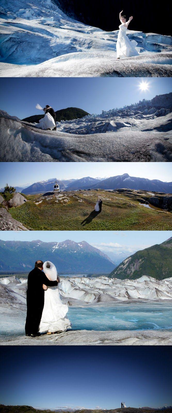 Juneau, Alaska, Wedding: Kathleen + Jeremy - Juneau Alaska Wedding Photography | #wedding #Alaska #Travel