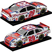 Action Racing Collectibles Kevin Harvick '11 Budweiser July 4th #29 Impala, 1:64 - NASCAR.COM SUPERSTORE