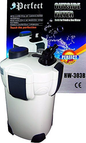 Perfect Brand New 200 Gallon Aquarium Fish Tank External Canister Filter UV 9w Sterilizer 3-Stage USA ** Click image for more details.