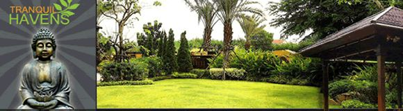 tranquil havens create great gardens