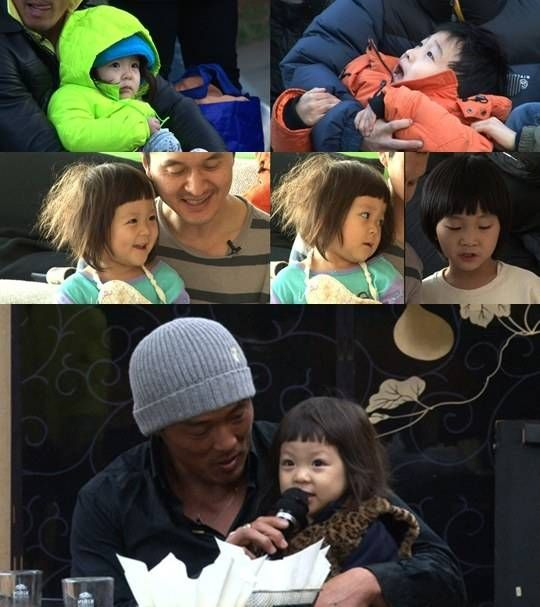 Choo Sarang sings karaoke on 'Superman is Back' | http://www.allkpop.com/article/2014/02/choo-sarang-sings-karaoke-on-superman-is-back