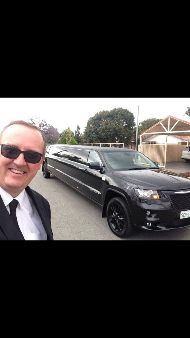 Jeep Cherokee Stretch Limousine in Perth Bellagio Limousines