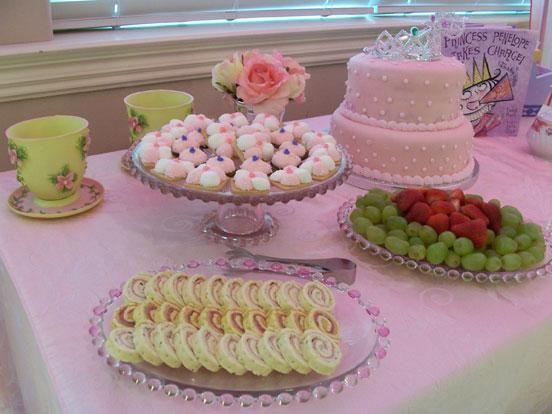 Princess Themed Food Ideas