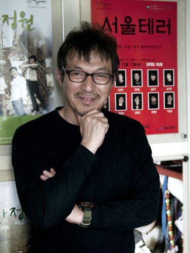 데일리한국:김갑수의 연극 인생 35년, 첫 연출 맡기까지