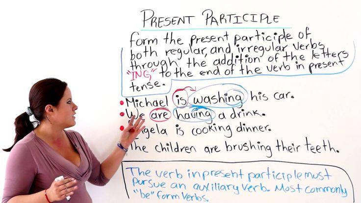 Fungsi The present Participle (Kata Kerja Partisif Bentuk Present) - https://www.bahasainggrisoke.com/fungsi-the-present-participle-kata-kerja-partisif-bentuk-present/