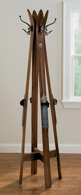Awesome coat rack!