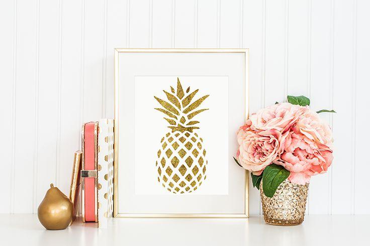 Pineapple DECO * AURORA VEGA