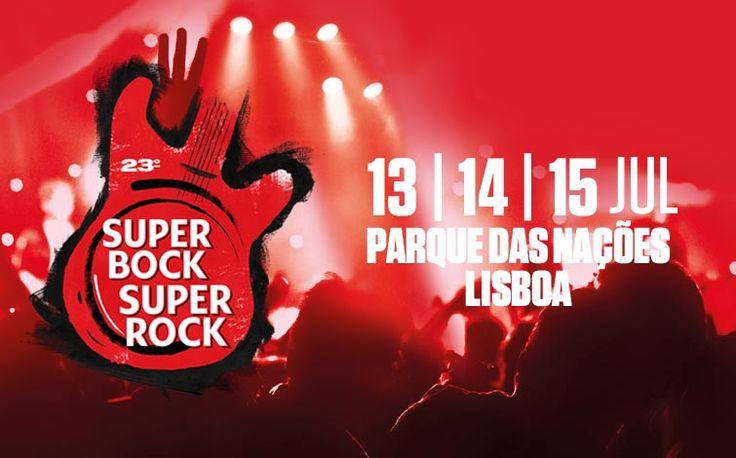 SUPER BOCK SUPER ROCK SBSR 2017
