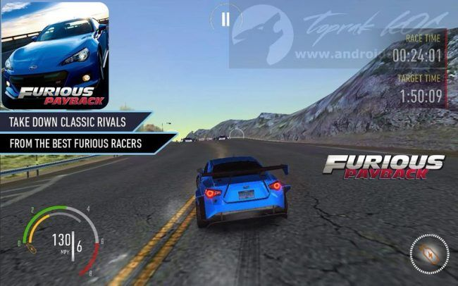 Furious Payback Racing V3 5 Oyun Android