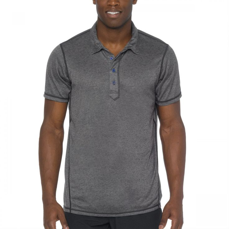 prAna Crux Polo $69, Re-Pin to win! #new #hemp #