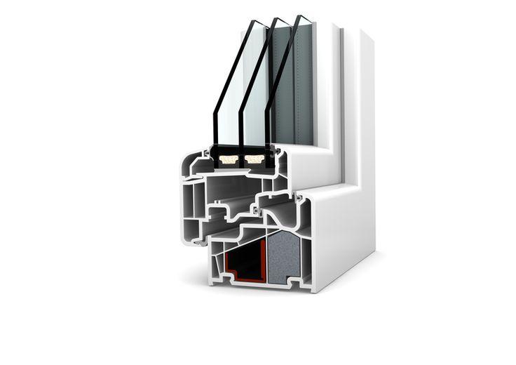 Internorm KF410 Home Soft - Finestra in PVC per Case Passive - Il Miglior Rapporto Qualità/Prezzo