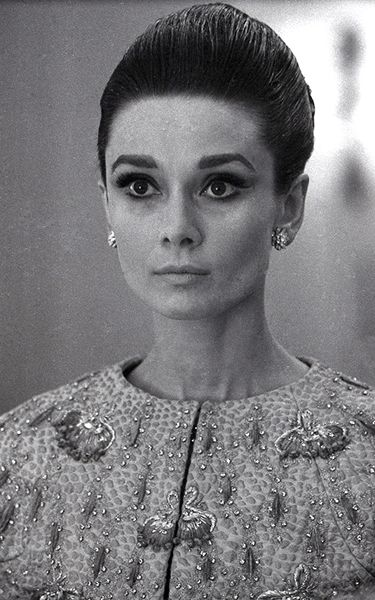 Audrey Hepburn - The Ritz Paris - Glamour