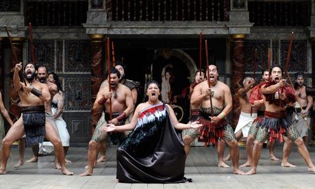 Shakespeare, universal? No, it's cultural imperialism