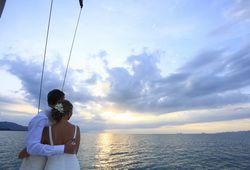 Beach Wedding in Koh Samui, Thailand