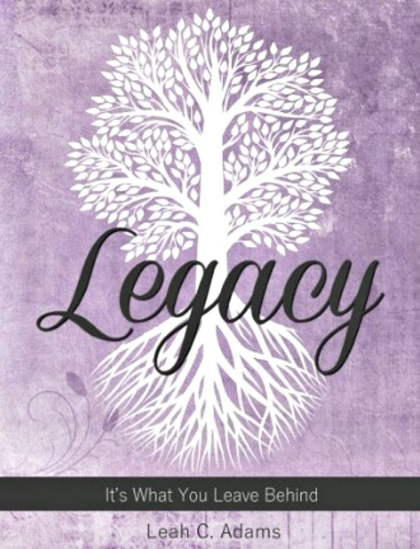 It is re-launch day for my Legacy Bible study for 2017. It has a new look and feel. Legacy: It's What You Leave Behind.