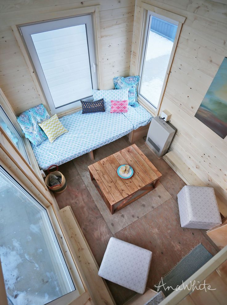 16 Best Tiny House Projects Images On Pinterest
