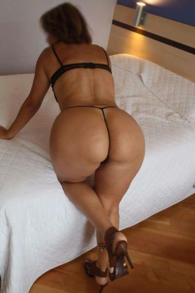 mature big butt