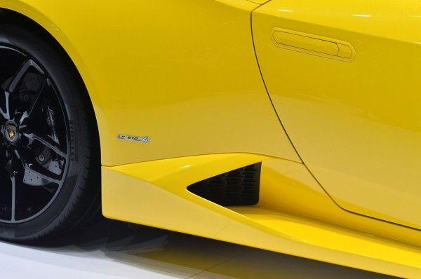 2015 Lamborghini Huracan LP 610-4 in Auto Show luxury exterior #lambohuracan #lamborghini #miamibeach #southbeach #exoticcarrentalmiami #southbeachexotics #cars #luxury #luxuryliving #2015lambo #lifestyle #luxurylifestyle