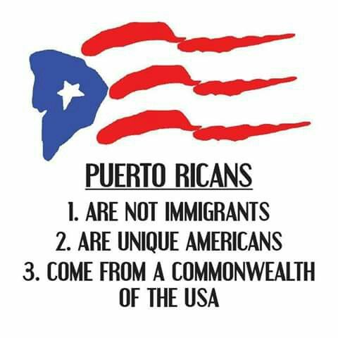God bless America in these trying times ! Que viva Puerto Rico !