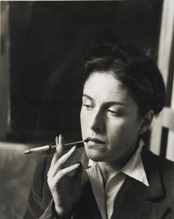 Dora Maar - french photographer, artist and Picasso's Muse