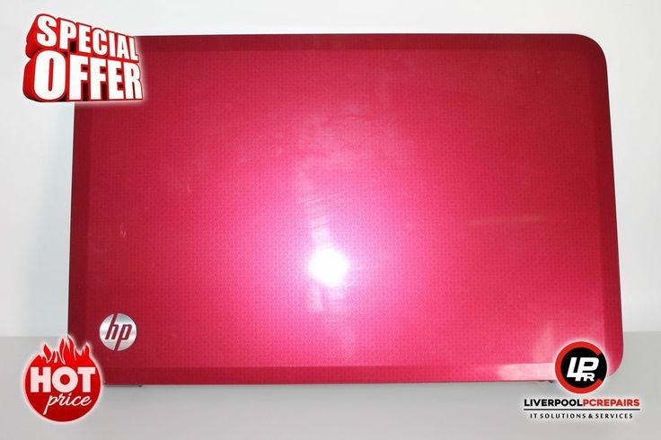 "Item:  HP Pavilion G6 15.6″ Rear Lid  Back Cover with Hinges Cables 685614-001 ""X507   Postage:  Free UK Shipping – Royal Mail 1st Class Item Price: £59.99   Warranty:  30 Day Money Back Guarantee Buy on eBay: ebay.liverpoolpcrepairs.com   Protection:  eBay Money Back..."