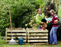 Kompost: Gartenabfälle richtig kompostieren - Mein schöner Garten